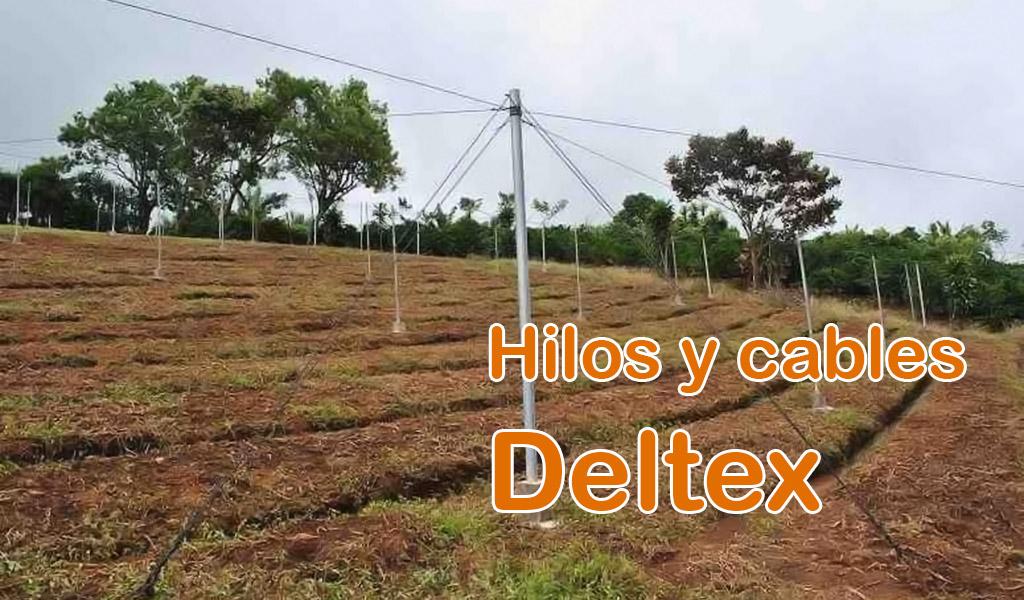 Hilos y cables Deltex